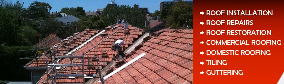 The Roof Bloke Melbourne Roof Restoration Roof Tiler Melbourne Roof Repairs Melbourne
